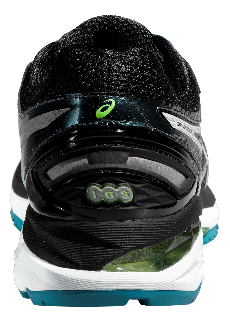 Беговые кроссовки для мужчин Asics GT-2000 4 Lite-Show с сбалансированной амортизацией и стабилизацией стопы,