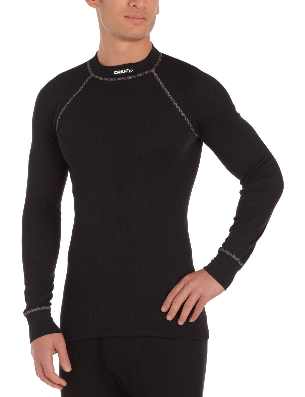 Термобелье Рубашка Craft Active мужская черная (194004-2999)