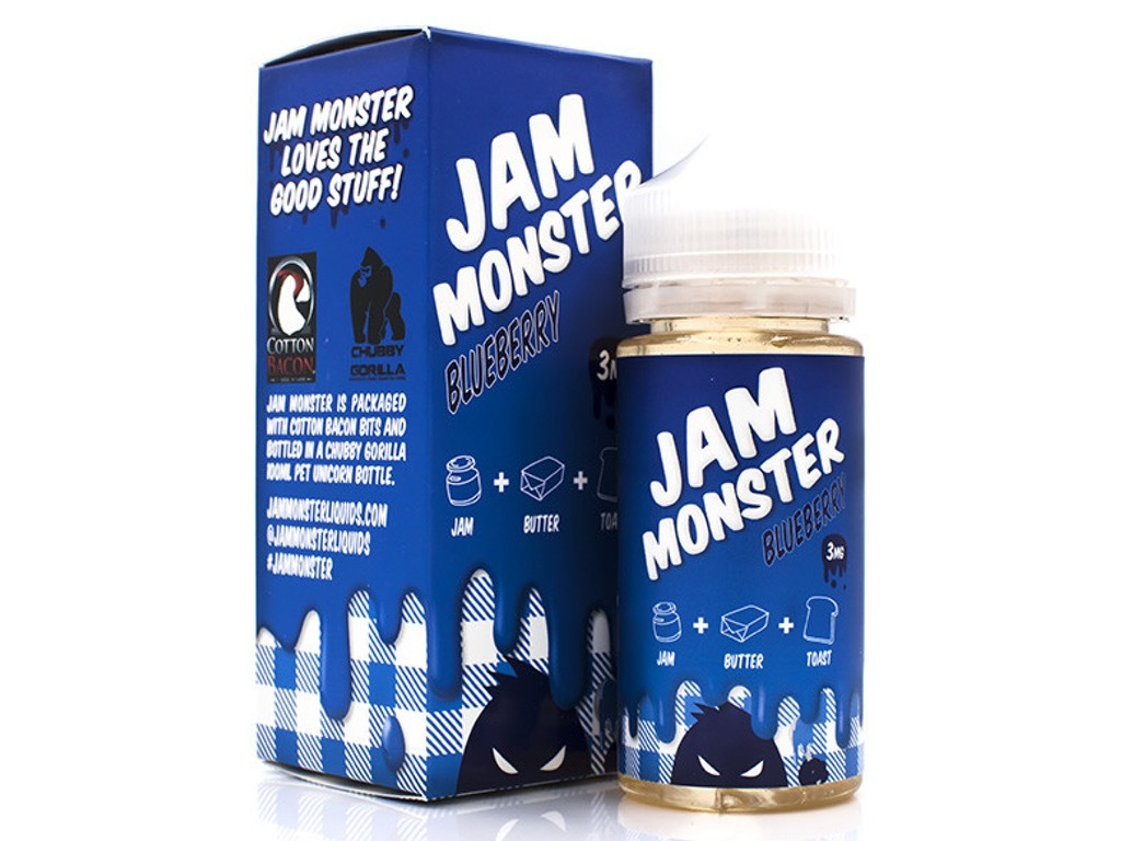 jam monster blueberry купить