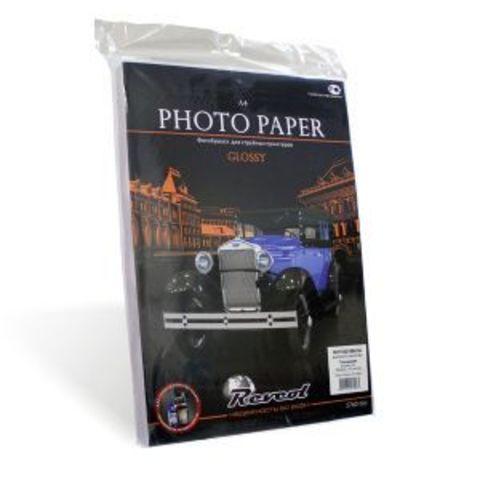 Фотобумага, глянцевая, A4, 230г/м2, 100 л.