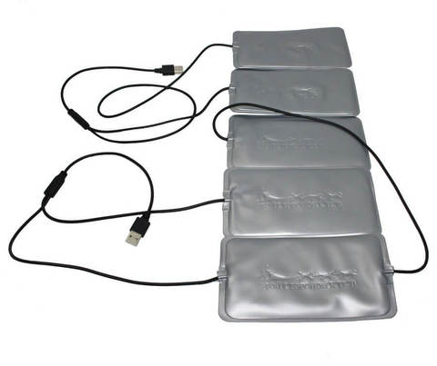 Греющий комплект Redlaika ГК5-USB (5 модулей, без Power Bank)