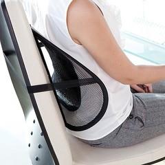 Поддерживающая подушка для автомобильного или офисного кресла