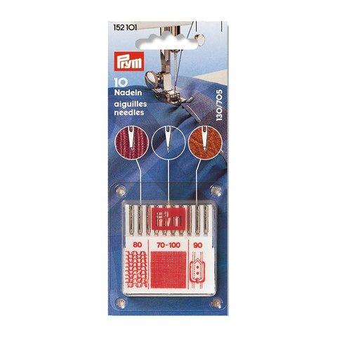 Набор машинных игл 70/100 PRYM 152101