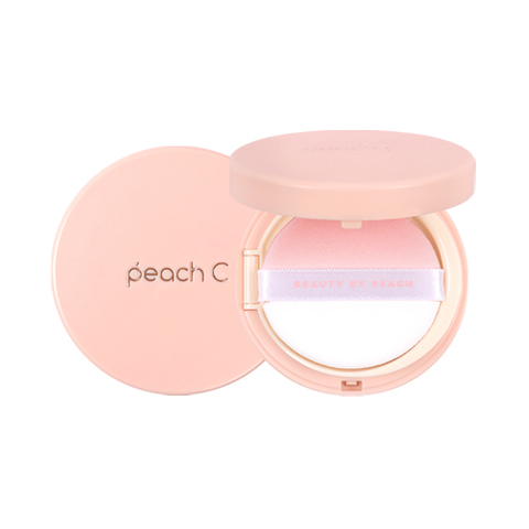 Кушон Peach C Honey Glow Cover Cushion 15g
