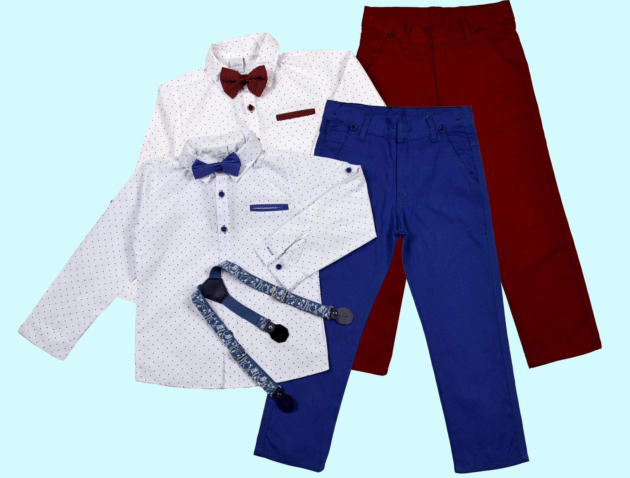 2092 костюм с подтяжками