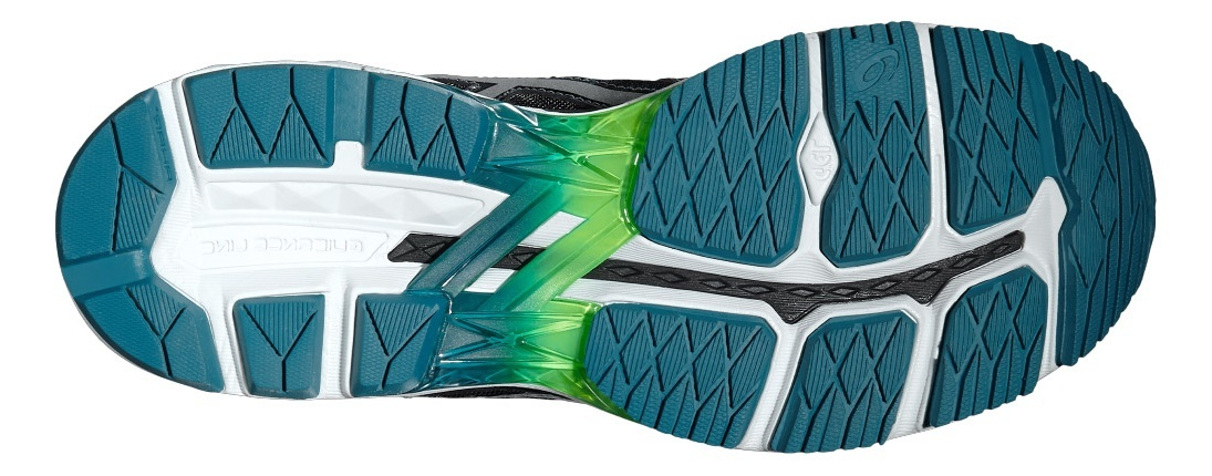 Мужские кроссовки для бега Asics GT-2000 4 Lite-Show (T60PQ 9093) черные | Five-sport.ru