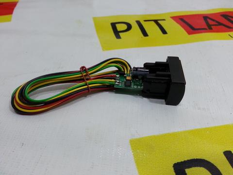 Цифровой индикатор температуры двигателя Лада Гранта / Калина-2 / Приора
