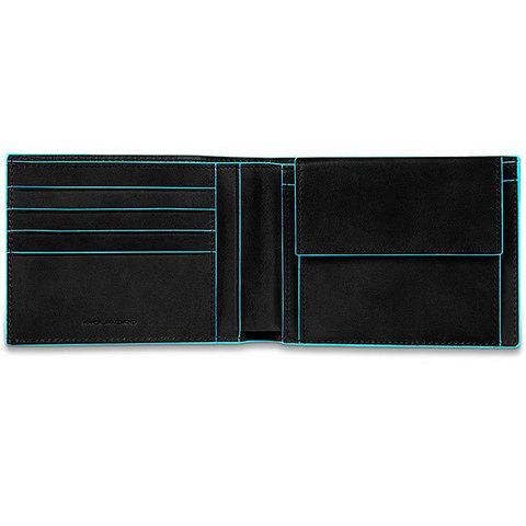 Кошелек Piquadro Blue Square PU257B2R/N