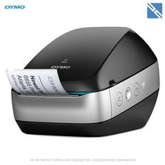 Принтер этикеток электронный Dymo LabelWriter Wireless Label Printer (черный) WiFi