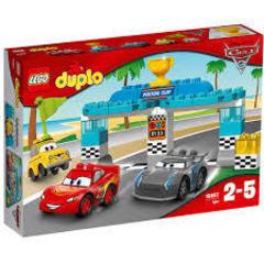 Piston Cup Race
