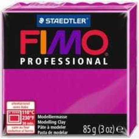 Fimo Professional чисто-пурпурный