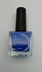 Лак для стемпинга Swanky Stamping №019, неоново...