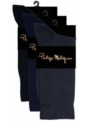 Мужские носки PHM 801 Cotton Soft Philippe Matignon