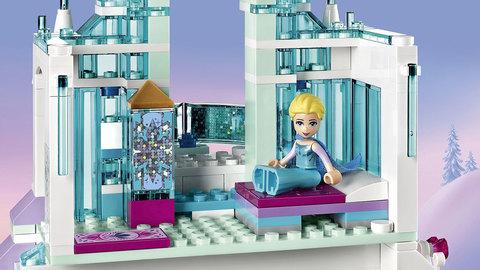 LEGO Disney Princess: Волшебный ледяной замок Эльзы 41148 — Frozen: Elsa's Magical Ice Palace — Лего Принцесса Дисней Холодное сердце