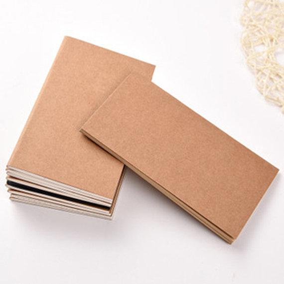 Внутренний блок для блокнотов Traveler's Notebook Insert -молочные страницы