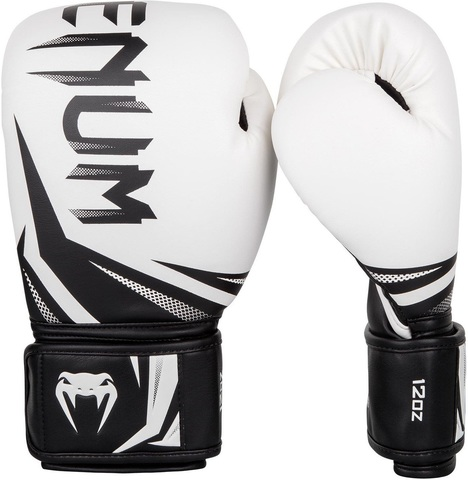 Перчатки для бокса Venum Challenger 3.0 Boxing Gloves - White/Black