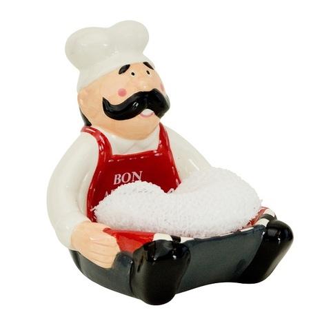 Держатель для губок/мочалок Boston Warehouse Chef