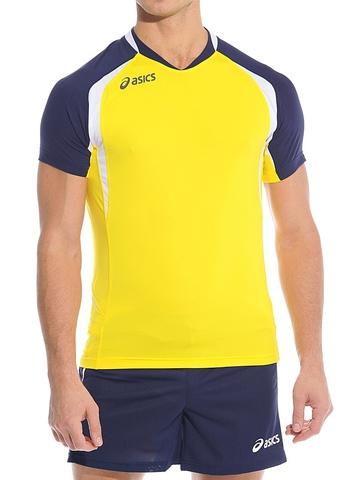 Asics волейбольная форма Set Tiger Man желтый