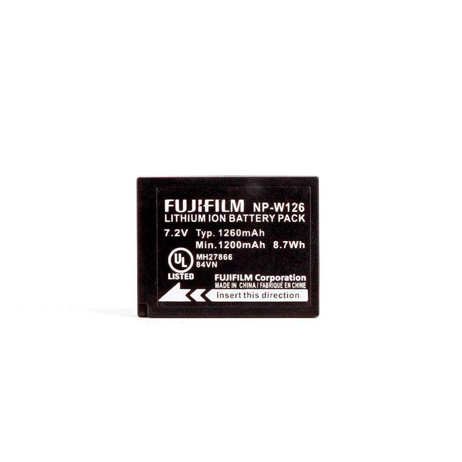 ����������� Fujifilm NP-W126