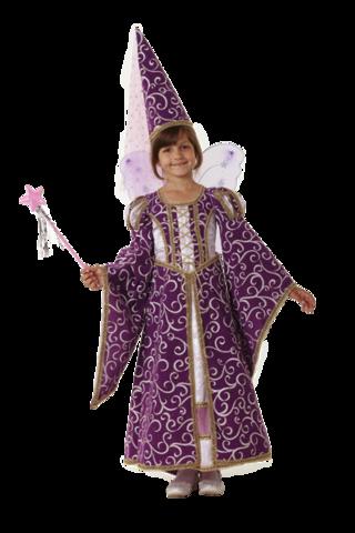 Карнавальный костюм Фея Лиловая детская