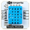 Цифровой датчик температуры и влажности DHT11 (Troyka-модуль)