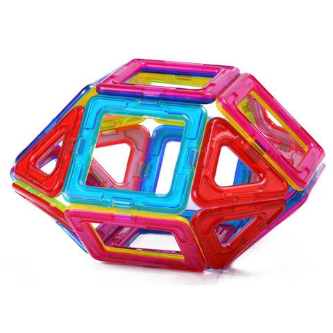 Магнитный конструктор 20 деталей 6