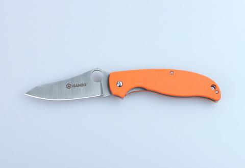 Складной нож Ganzo G734 Оранжевый