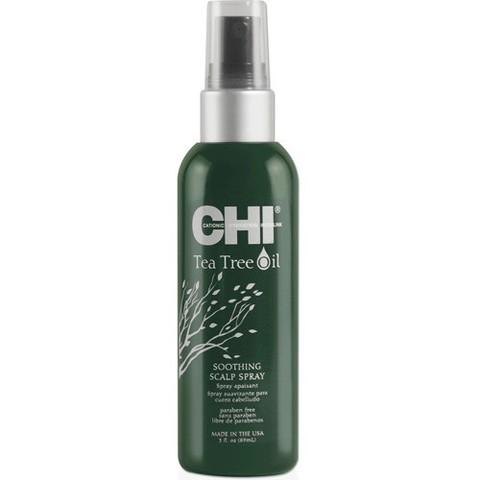 Успокаивающий спрей для кожи головы CHI Tea Tree Oil