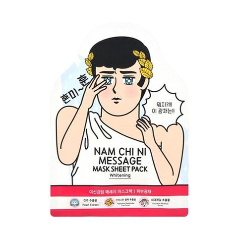 Маска NAM CHI NI Message Pack-GODDESS