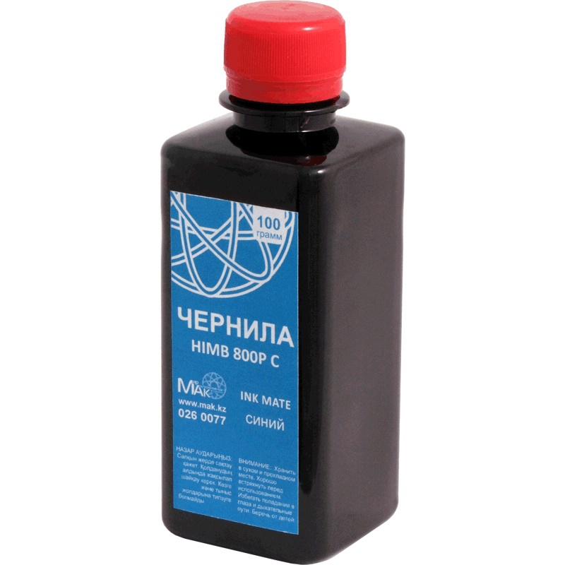 INK MATE HIMB-800PC, 100г, голубой (cyan)