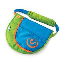 Сумка-седло голубая Trunki Saddle Bag
