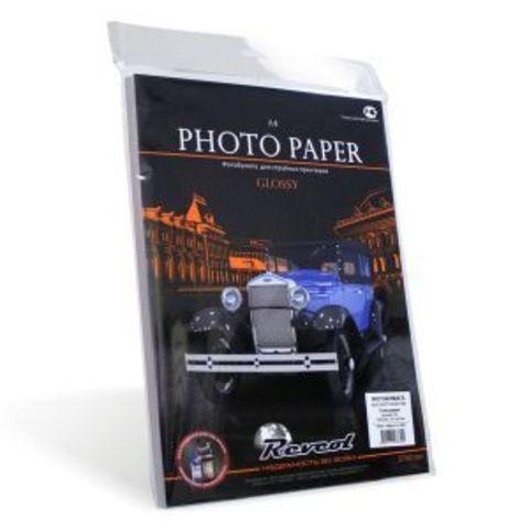 Фотобумага, глянцевая, A4, 180г/м2, 50 л.