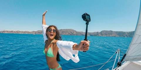 Экшн-камера GoPro HERO7 Black Edition (CHDHX-701-RW) lifestyle