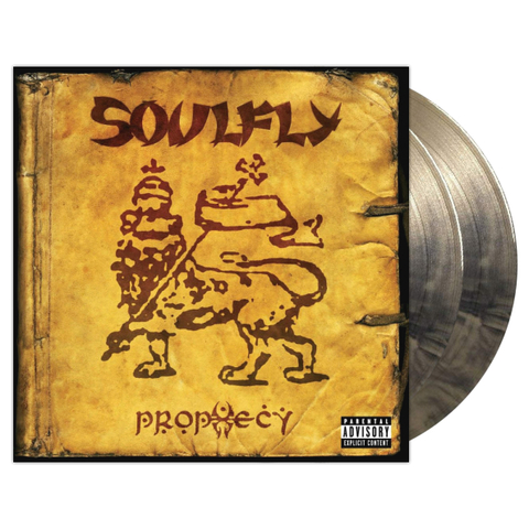 Soulfly ‎/ Prophecy (Coloured Vinyl)(2LP)