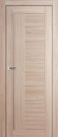 Дверь Profil Doors №17X-Модерн, стекло матовое, цвет капучино мелинга, остекленная