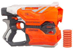 NERF пистолет DIATRON 1173
