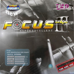 FRIENDSHIP RITC 729 FOCUS III Snipe