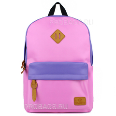 Рюкзак PYATO SYDNEY Розовый+Сиреневый