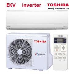 TOSHIBA - RAS-13EKV-EE INVERTER до 35 м2