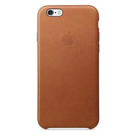 Чехол для iPhone 6 Plus / 6s Plus - Кожаный (Leather Case)