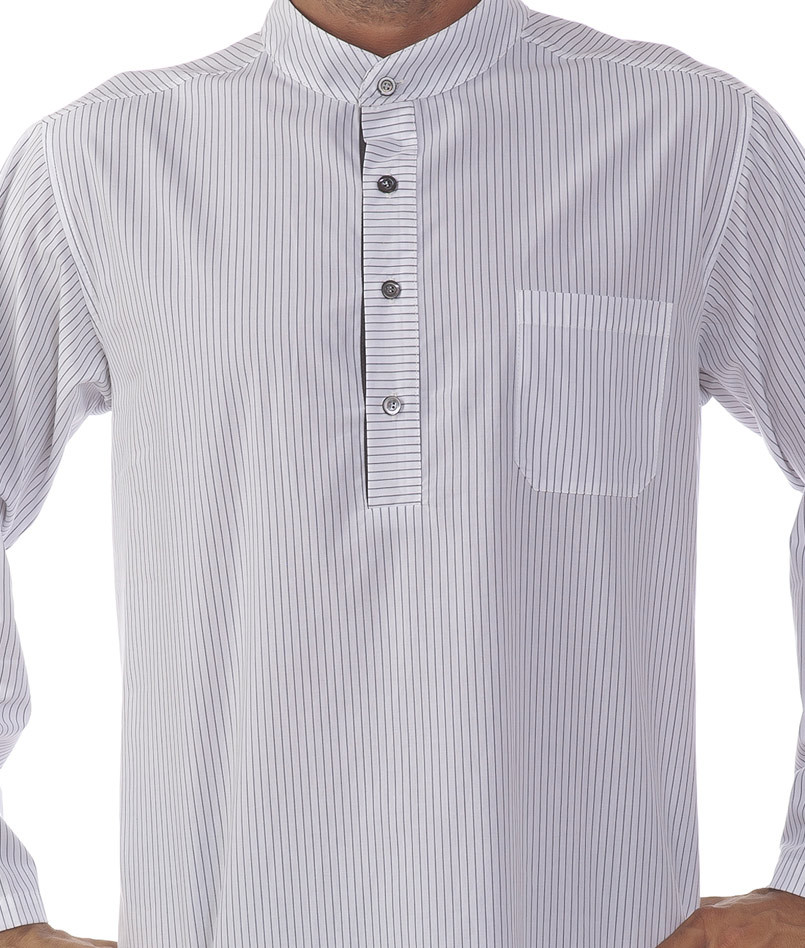 Мужская ночная сорочка B&B