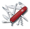Нож Victorinox Huntsman, 91 мм, 15 функций, красный*
