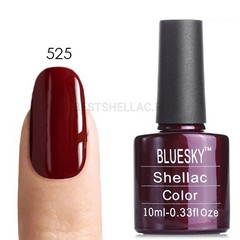 Bluesky shellac 80525, 10 мл