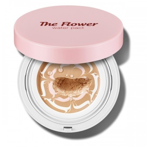 The Flower water pact_#1 Light Beige