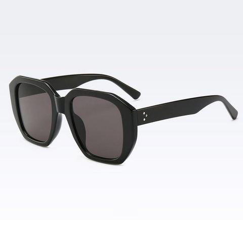 Солнцезащитные очки 2042001s Черный - фото