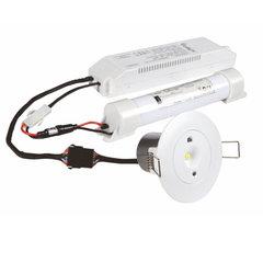 Встраиваемые аварийные светильники Starlet White LED – внешний вид