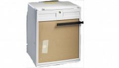 Встраиваемый минихолодильник Dometic miniCool DS600BI , 53 л, с-ма Fuzzy Logic, дверь прав., пит. 220В