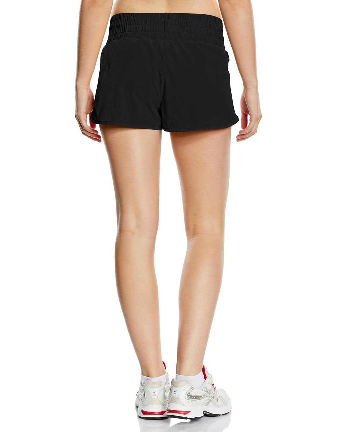 Женские спортивные шорты асикс Woven Short (124673 0904)