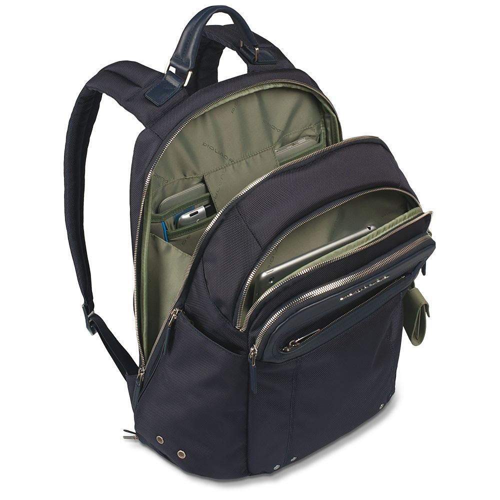 Рюкзак Piquadro Link, цвет синий, 33х42х19 см (CA2961LK/BLU2)