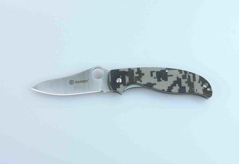 Складной нож Ganzo G734 Камуфляж